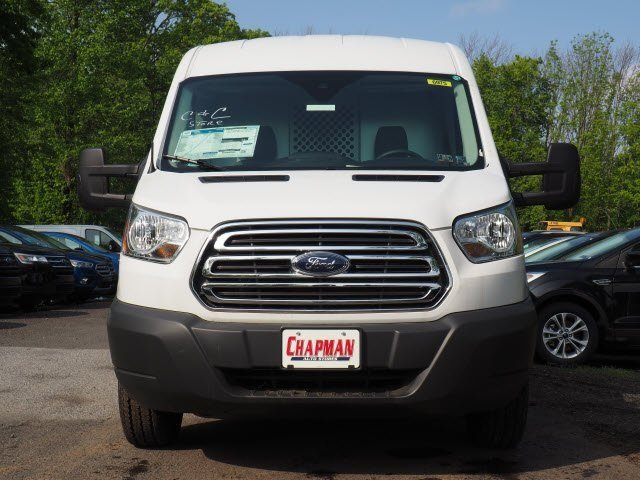 2018 Ford Transit-250 Base 3 Door 3.7L V6 Ti-VCT 24V Engine RWD Automatic Van