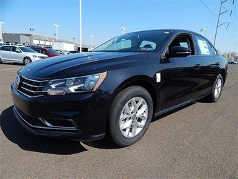 2018 Volkswagen Passat 2.0T S FWD Automatic 4 Door Sedan 2.0L TSI Engine