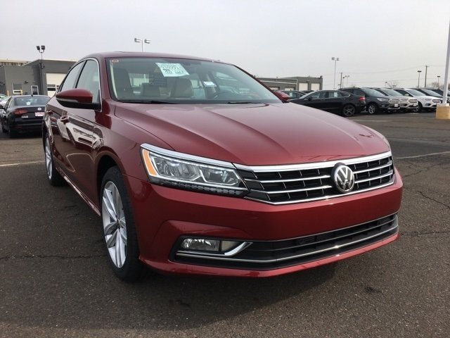 2018 Volkswagen Passat 2.0T SE Sedan Automatic 4 Door