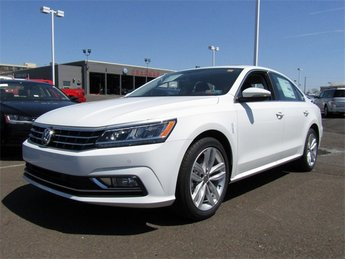 2018 Volkswagen Passat 2.0T SE Sedan FWD Automatic 4 Door