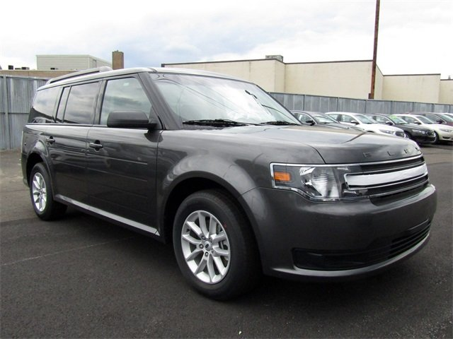 2018 Ford Flex SE SUV Automatic 3.5L V6 Ti-VCT Engine FWD