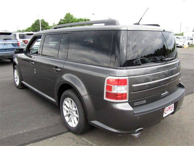 2018 Magnetic Metallic Ford Flex SE Automatic 3.5L V6 Ti-VCT Engine FWD SUV