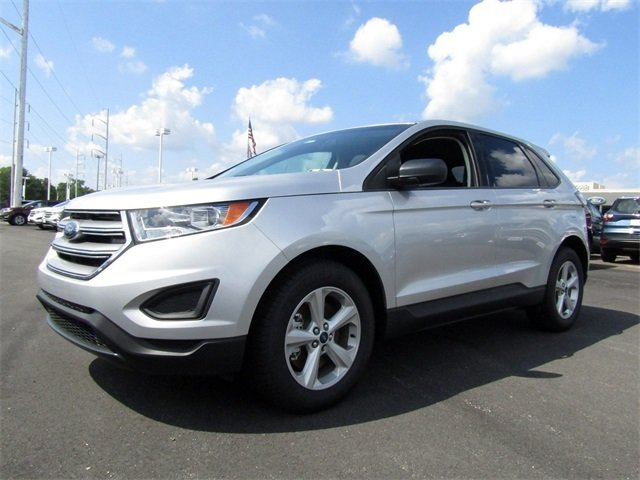 2018 Ford Edge SE SUV EcoBoost 2.0L I4 GTDi DOHC Turbocharged VCT Engine 4 Door