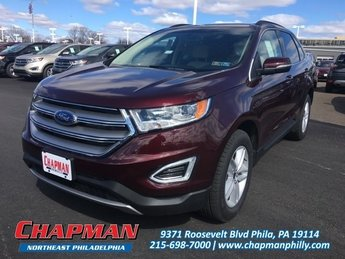 2018 Ford Edge SEL AWD 4 Door 3.5L V6 Ti-VCT Engine