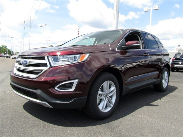 2018 Ford Edge SEL Automatic 4 Door SUV