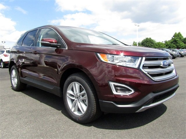 2018 Ford Edge SEL 4 Door 3.5L V6 Ti-VCT Engine AWD SUV
