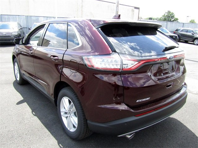 2018 Ford Edge SEL AWD 3.5L V6 Ti-VCT Engine 4 Door