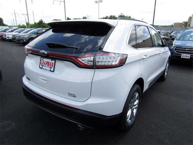 2018 Ford Edge SEL 4 Door Automatic SUV EcoBoost 2.0L I4 GTDi DOHC Turbocharged VCT Engine AWD