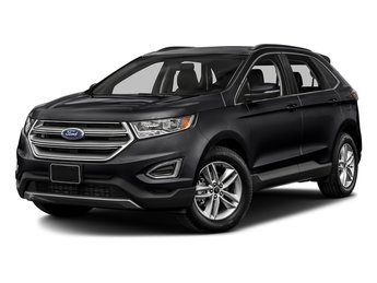 2018 Ford Edge Titanium 4 Door EcoBoost 2.0L I4 GTDi DOHC Turbocharged VCT Engine Automatic SUV