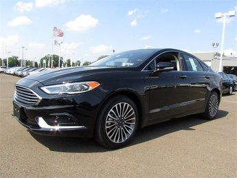2018 Shadow Black Ford Fusion SE FWD 4 Door EcoBoost 1.5L I4 GTDi DOHC Turbocharged VCT Engine Automatic Sedan