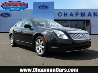 2010 Tuxedo Black Metallic Mercury Milan Premier Automatic Gas I4 2.5L/139 Engine FWD
