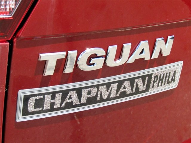 2018 Cardinal Red Metallic Volkswagen Tiguan S Automatic 4 Door SUV