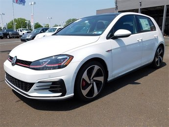2018 Volkswagen Golf GTI 2.0T S 2.0L TSI Engine 4 Door FWD