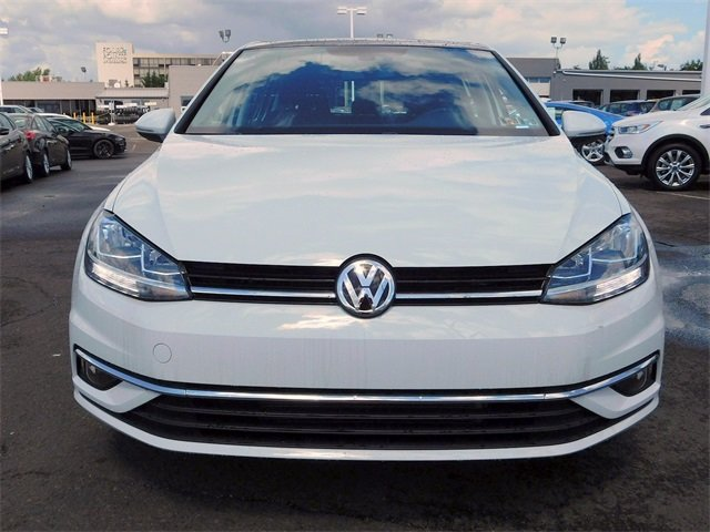 2018 Volkswagen Golf TSI SE 4-Door FWD 4 Door Hatchback Automatic