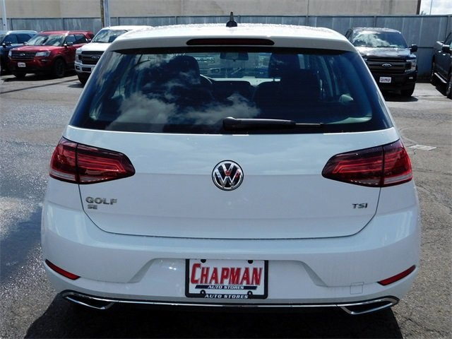 2018 Volkswagen Golf TSI SE 4-Door Hatchback 4 Door 1.8L 4-Cylinder TSI DOHC 16V Turbocharged Engine FWD Automatic