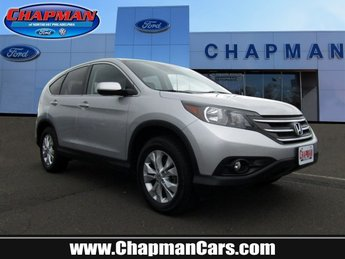 2014 Honda CR-V EX Automatic 4X4 4 Door SUV