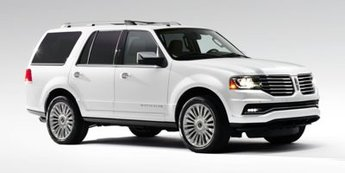 2017 Lincoln Navigator Select Twin Turbo Premium Unleaded V-6 3.5 L/213 Engine 4X4 Automatic SUV