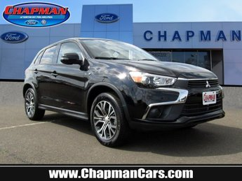 2016 Mitsubishi Outlander Sport 2.0 ES 4 Door SUV FWD Regular Unleaded I-4 Engine Automatic (CVT)
