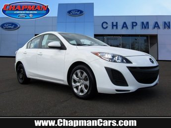 2011 Mazda Mazda3 i Sport Gas I4 2.0L/122 Engine FWD 4 Door Automatic Sedan