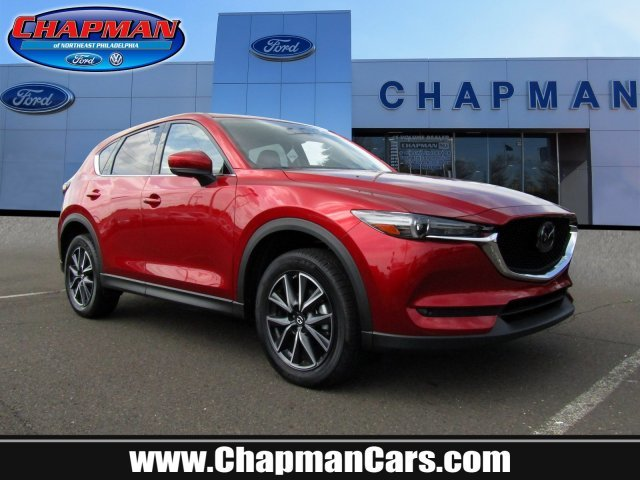 2018 Mazda CX-5 Grand Touring AWD Regular Unleaded I-4 2.5 L/152 Engine 4 Door SUV Automatic