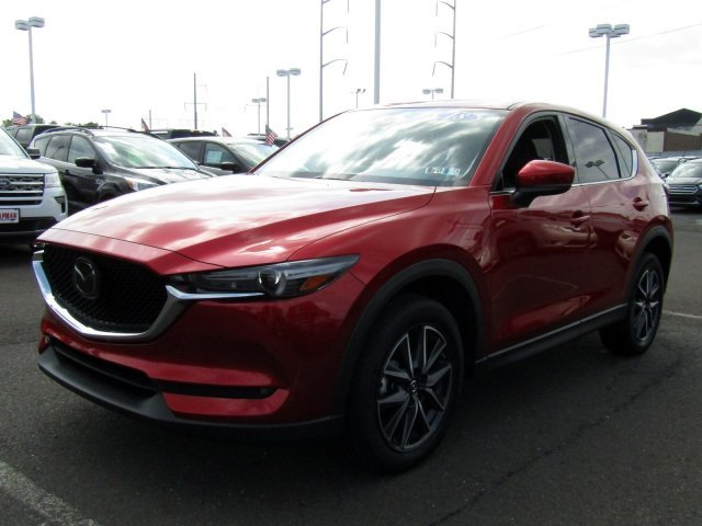 2018 Mazda CX-5 Grand Touring Regular Unleaded I-4 2.5 L/152 Engine 4 Door AWD