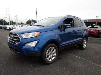 2018 Ford EcoSport SE 4 Door 4X4 Automatic SUV