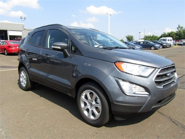 2018 Ford EcoSport SE Automatic 4X4 I4 Engine