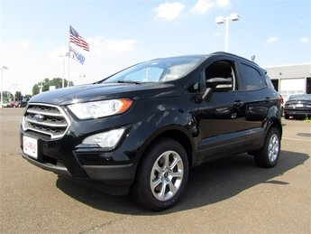 2018 Shadow Black Ford EcoSport SE SUV I4 Engine 4X4 4 Door Automatic