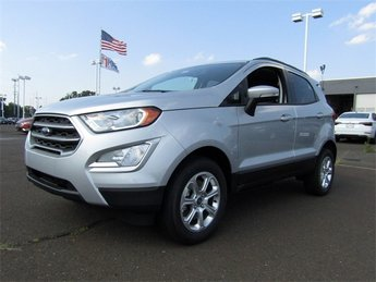 2018 Ford EcoSport SE Automatic 4 Door 4X4