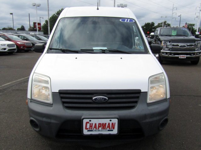 2011 Ford Transit Connect XL Gas I4 2.0L/122 Engine Automatic 4 Door FWD