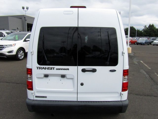 2011 Ford Transit Connect XL FWD Van Automatic 4 Door