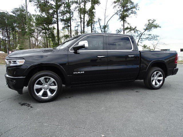 2019 Ram 1500 Limited 4 Door RWD Regular Unleaded V-8 5.7 L/345 Engine Truck Automatic