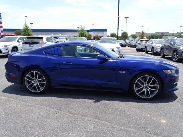 Used 2015 Ford Mustang GT Premium RWD Coupe For Sale In ...