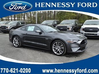 2019 Ford Mustang GT Premium Premium Unleaded V-8 5.0 L/302 Engine RWD 2 Door Coupe