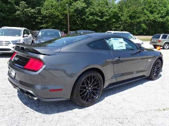 2019 Ford Mustang GT Premium Coupe Premium Unleaded V-8 5.0 L/302 Engine 2 Door