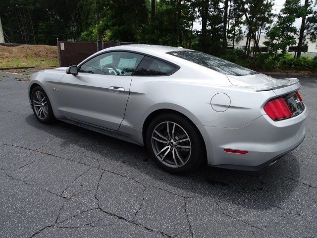 2015 Ford Mustang GT Premium Coupe Automatic Premium Unleaded V-8 5.0 L/302 Engine 2 Door
