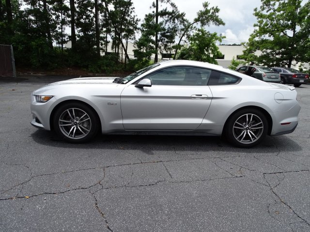 2015 Ford Mustang GT Premium Coupe 2 Door Automatic RWD Premium Unleaded V-8 5.0 L/302 Engine