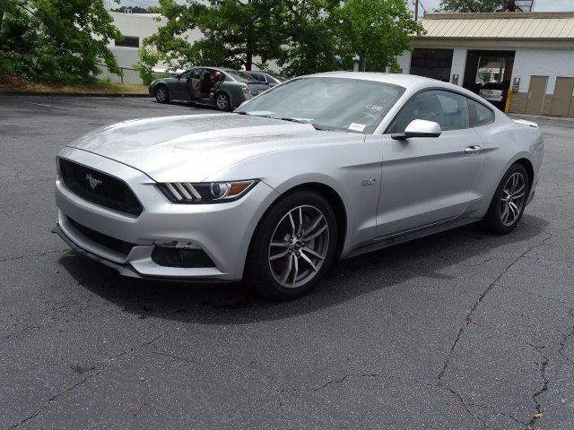 2015 Ford Mustang GT Premium Coupe Automatic RWD Premium Unleaded V-8 5.0 L/302 Engine