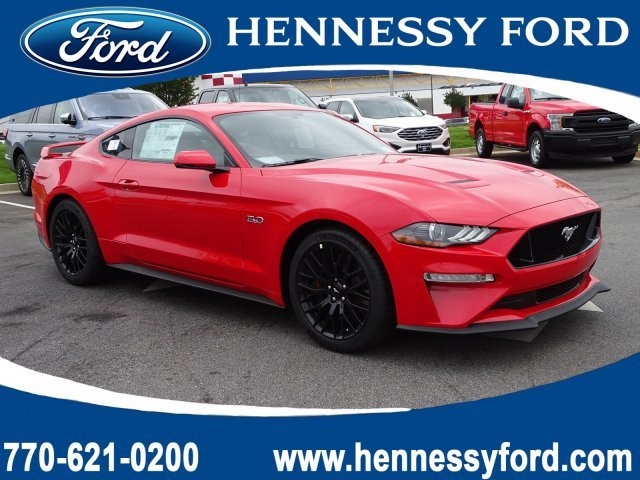 2019 Ford Mustang GT Premium Automatic Premium Unleaded V-8 5.0 L/302 Engine 2 Door RWD Coupe