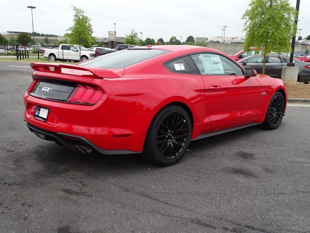 2019 Ford Mustang GT Premium Premium Unleaded V-8 5.0 L/302 Engine Automatic RWD 2 Door Coupe