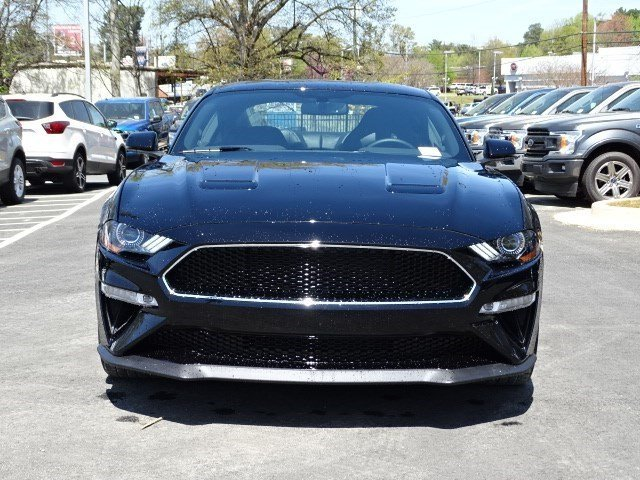 2019 Ford Mustang Bullitt 2 Door Coupe Premium Unleaded V-8 5.0 L/302 Engine Manual RWD
