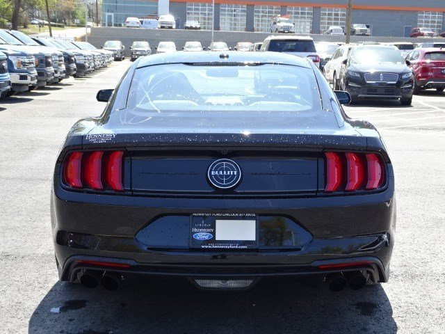 2019 Ford Mustang Bullitt Coupe 2 Door Premium Unleaded V-8 5.0 L/302 Engine RWD Manual