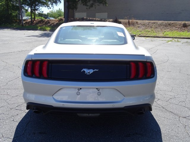 2018 Ford Mustang EcoBoost Premium 2 Door RWD Intercooled Turbo Premium Unleaded I-4 2.3 L/140 Engine