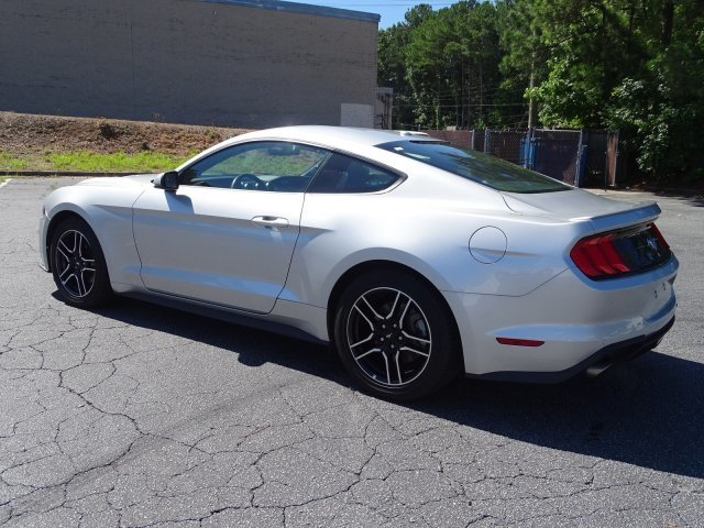 2018 Ford Mustang EcoBoost Premium Automatic RWD Coupe Intercooled Turbo Premium Unleaded I-4 2.3 L/140 Engine 2 Door