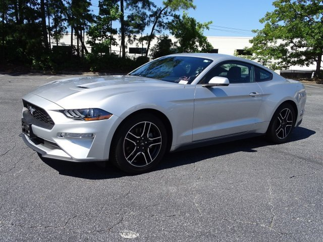 2018 Ford Mustang EcoBoost Premium Coupe Intercooled Turbo Premium Unleaded I-4 2.3 L/140 Engine RWD