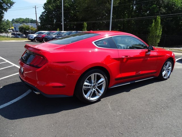 2019 Ford Mustang EcoBoost Premium RWD Coupe Intercooled Turbo Premium Unleaded I-4 2.3 L/140 Engine