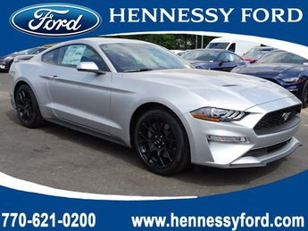 2019 Ford Mustang EcoBoost Premium 2 Door Intercooled Turbo Premium Unleaded I-4 2.3 L/140 Engine Coupe Automatic RWD