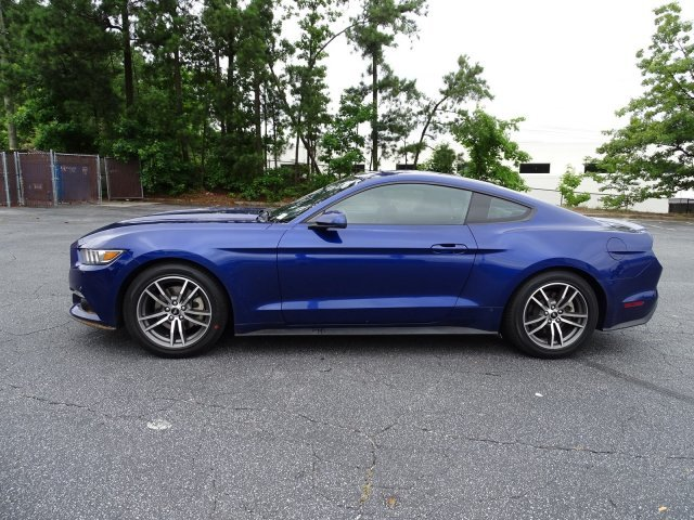 2015 Ford Mustang EcoBoost Premium Intercooled Turbo Premium Unleaded I-4 2.3 L/140 Engine Coupe 2 Door
