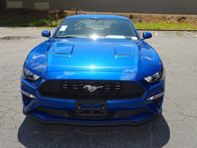 2018 Ford Mustang EcoBoost Premium Intercooled Turbo Premium Unleaded I-4 2.3 L/140 Engine Coupe Automatic 2 Door
