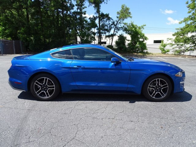 2018 Ford Mustang EcoBoost Premium Automatic 2 Door RWD